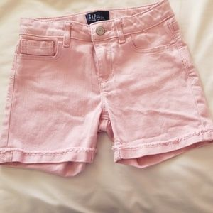 Gap girls midi shorts size 10